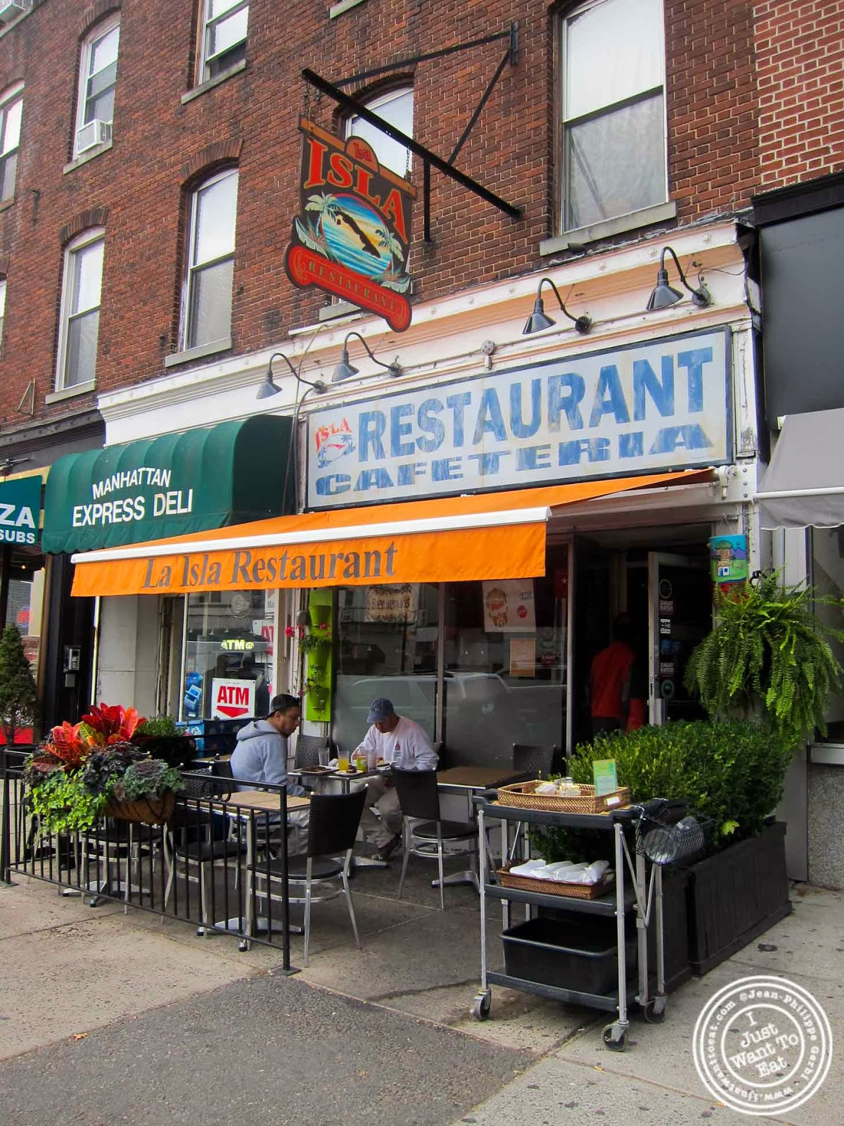nephew culinary visit day 6 cuban cuisine at la isla in hoboken nj
