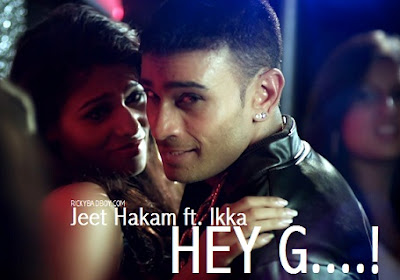 HEY G HO G LYRICS - Jeet Hakam ft. Ikka | MP3 Download