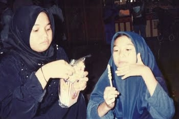 Pija & Noy - Jeddah 1997