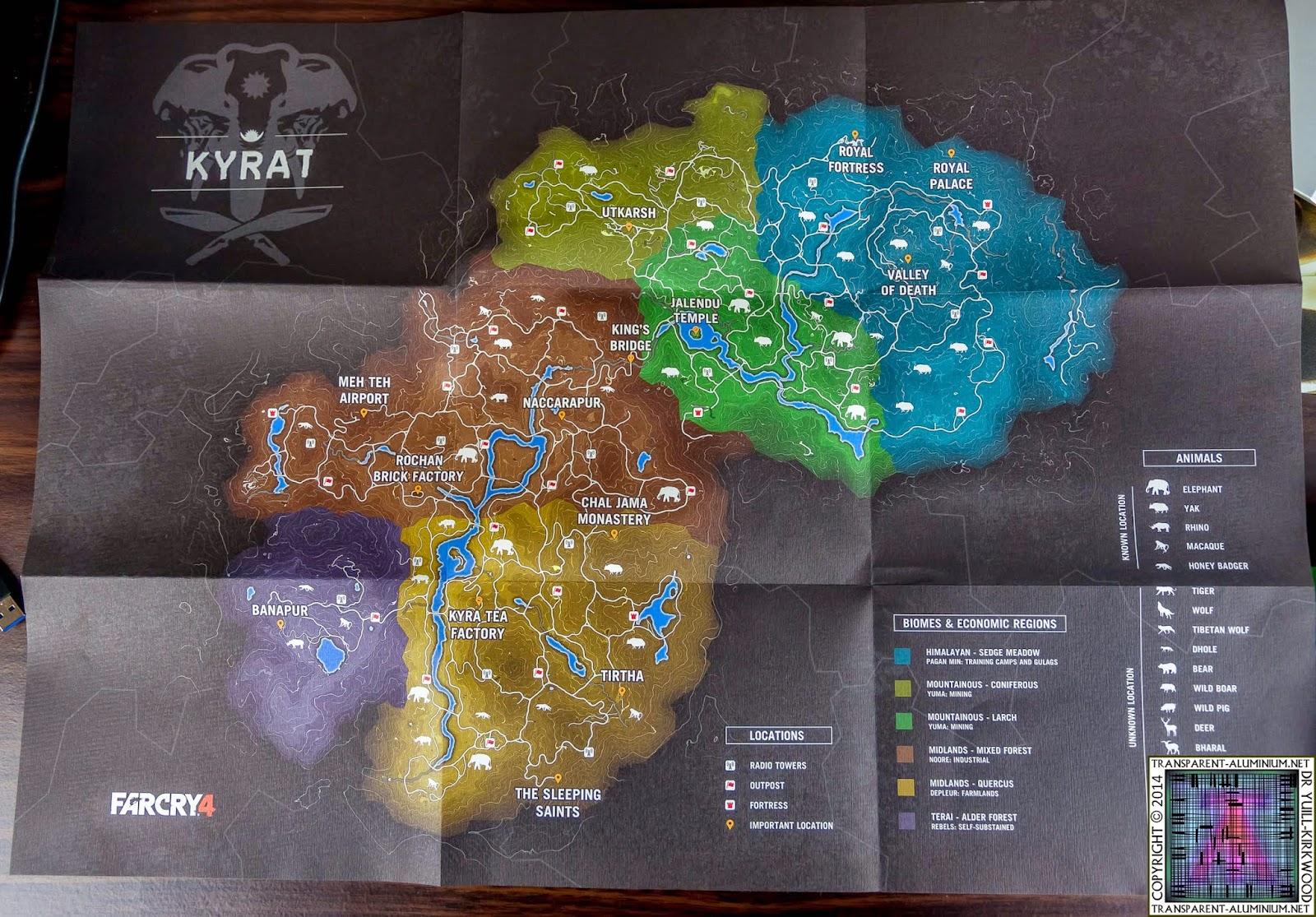 Far Cry Map Far Cry Blank Map Fix Imgur Hrsyf Hrsyf - Far cry 4 world map blank