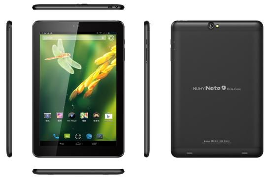 Octa Core Tablet