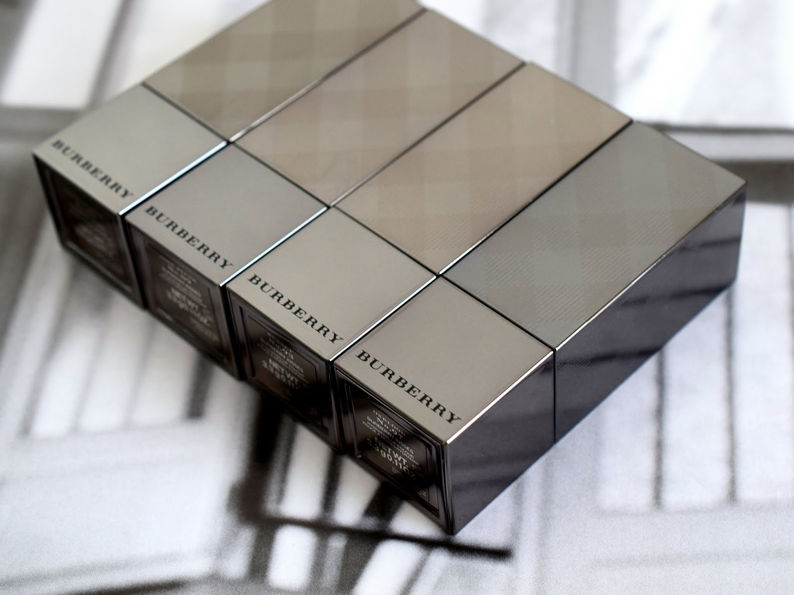 Burberry Kisses: Verpackung