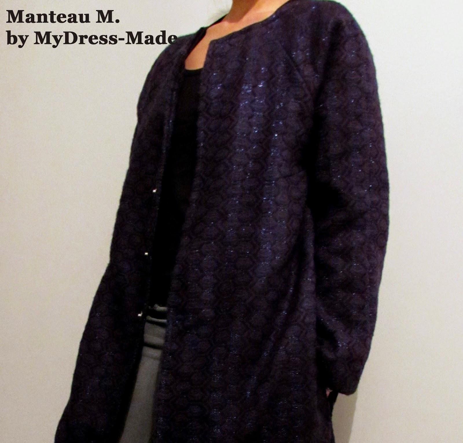 MANTEAU M. : Spéciale dédicace pour ma maman