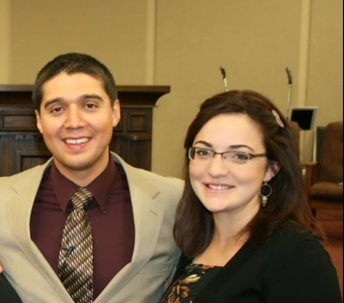 Pastor Manny and Claire Herrera