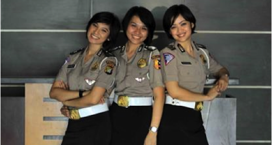 Polisi Tidur Cakep