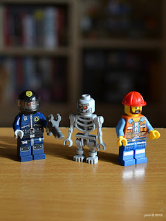 lego: metalbeard's duel - robo, robo and frank