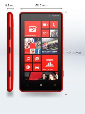 Harga Hp Nokia Lumia 820