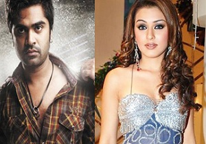 Simbu promises Hansika and live like Ajith Shalini