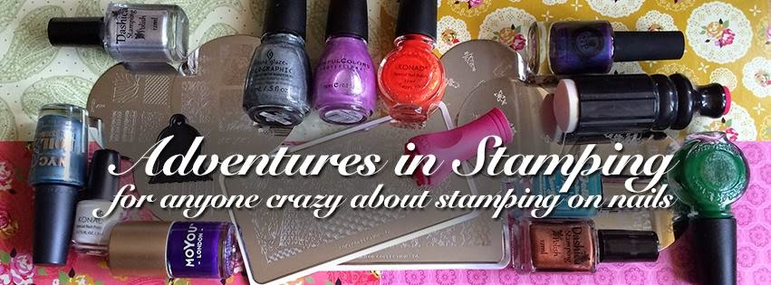 Adventures In Stamping