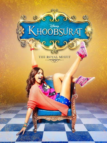 Khoobsurat (2014) Movie Poster No. 3