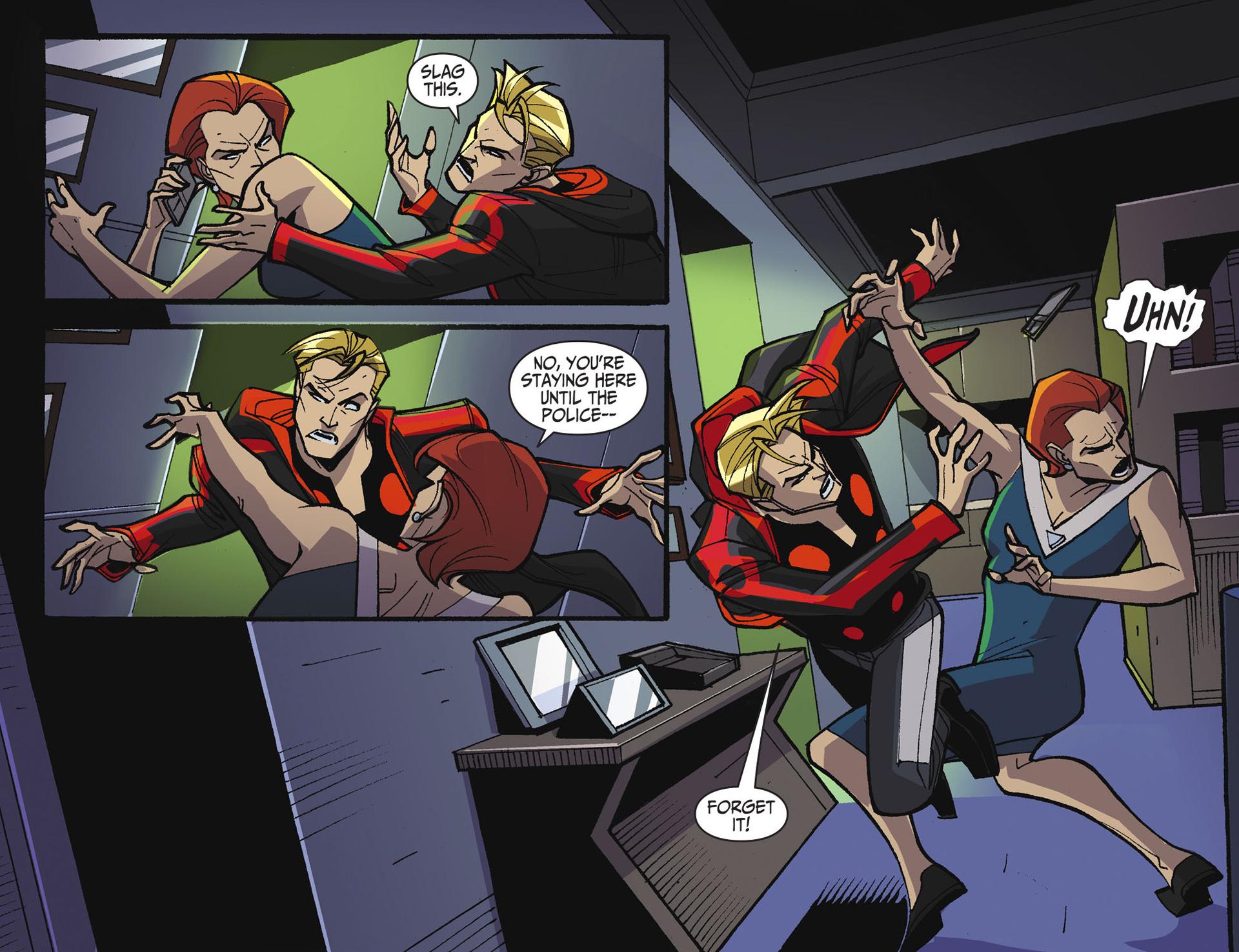 Batman Beyond 2.0 #17 #24 - English 17