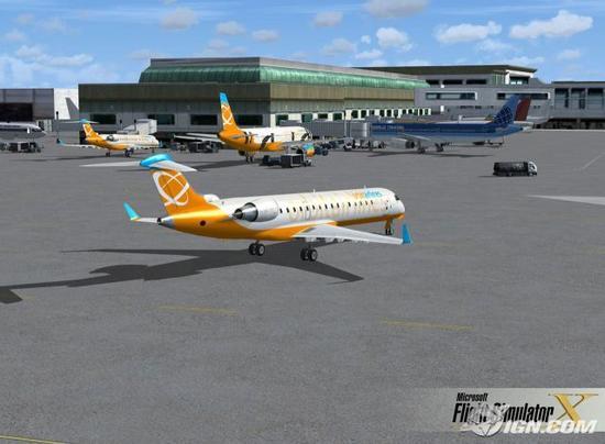 Microsoft Flight Simulator X FULL VERSION ~ DreameRanger™