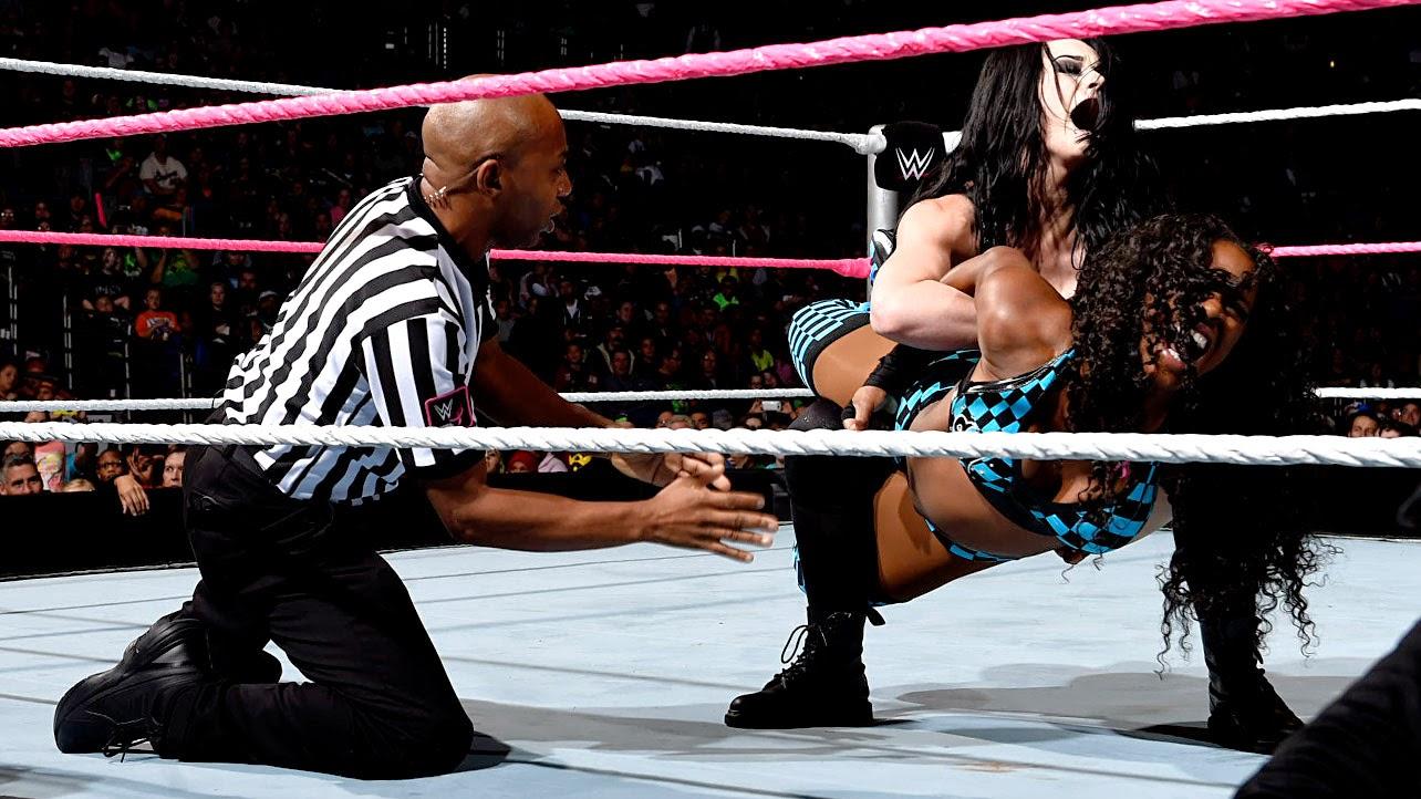 Naomi-Paige-WWE Divas