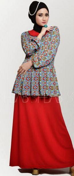 Model Baju Muslim Perempuan Terkini