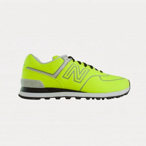 New Balance ML574 Neon Pack en #TiendaFitzrovia.