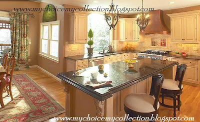 Beautiful Dining Table In Kitchen Design