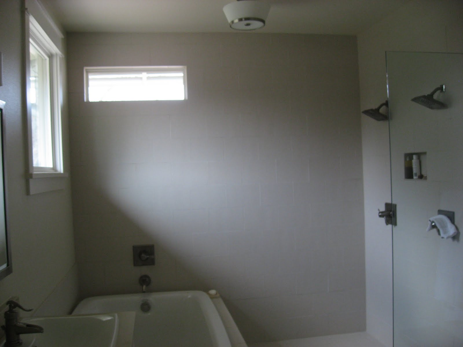 Green House Good Life Construction Recap Tiling The