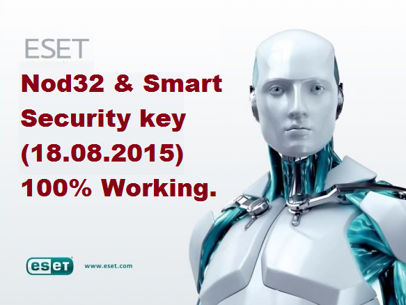 ESET Nod32 is a security 2014 with License key