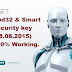 ESET Nod32 & Smart Security with License key | Full Version