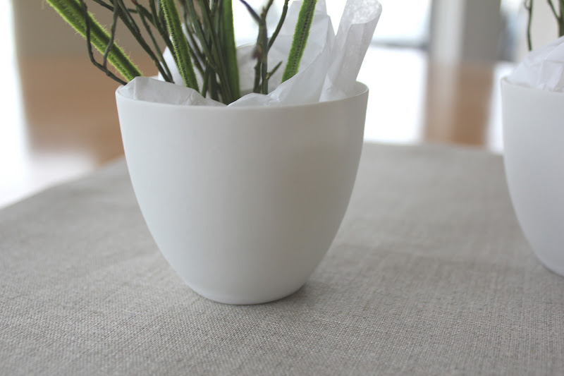deko impressionen fr hlingszart. Black Bedroom Furniture Sets. Home Design Ideas