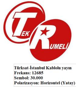 TEK RUMELİ TV BEYKOZ 1908 A.Ş.'YE BAŞARILAR DİLER