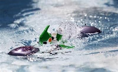 Robot Jepun Evolta akan cuba triathlon di Hawaii