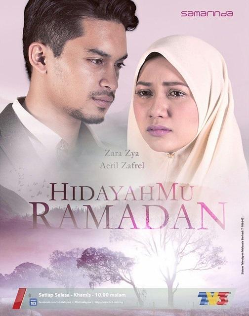 Lagu TERBARU & TERBAIK Malaysia: Lagu Tema OST Drama Hidayahmu Ramadan