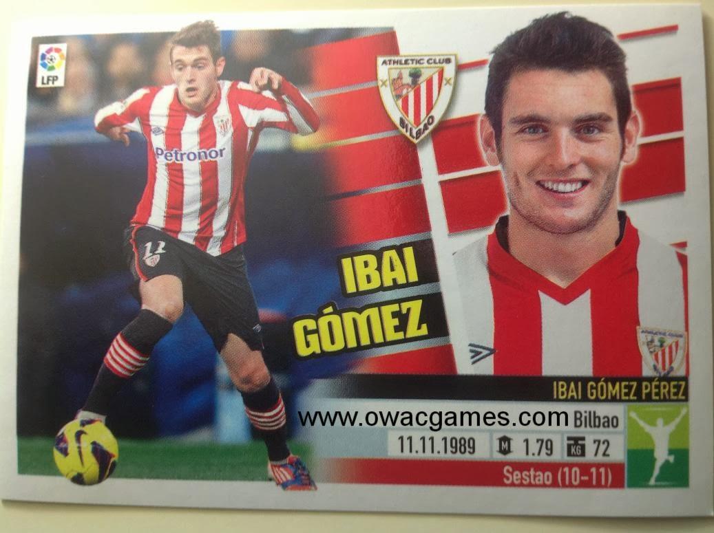 Liga ESTE 2013-14 Ath. Bilbao - 15 - Ibai Gómez