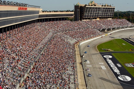 The godfather 39 s blog commentary tough love for atlanta for Events at atlanta motor speedway