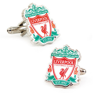 Liverpool Football Club Cufflinks