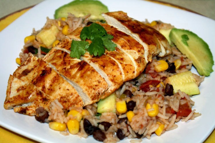 http://recipes.sandhira.com/black-bean-chicken-with-rice.html