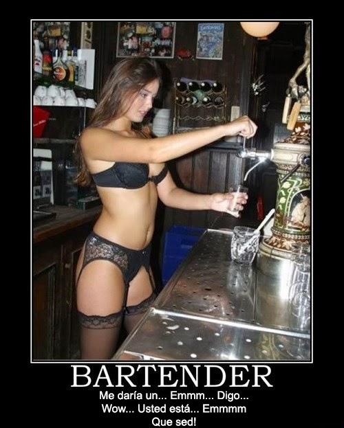 Bartender Humor