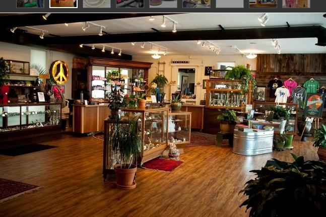 O The Farm,vende maconha, produtos naturais e orgânicos também no Colorado.
