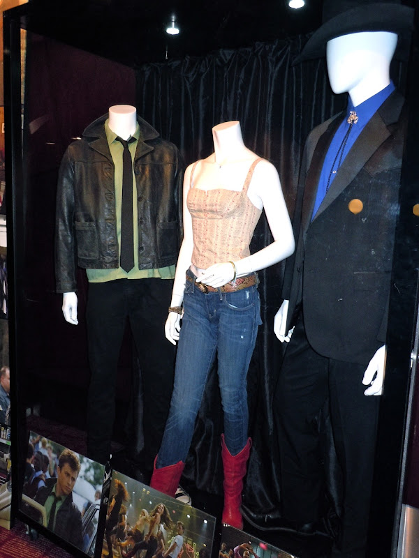Footloose movie remake costumes