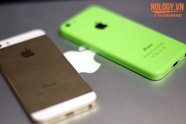 Những lưu ý khi mua Iphone 5c lock Nhật