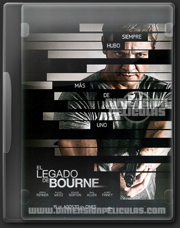 The Bourne Legacy (DVDRip Español Latino) (2012)