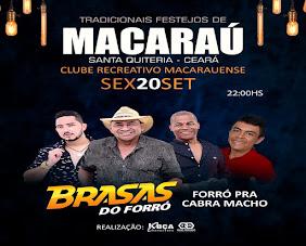 TRADICIONAIS FESTEJOS DE MACARAÚ