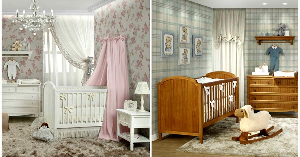 Quartos para bebês com estilo rústico » Gemelares ~ Quarto Rustico Infantil