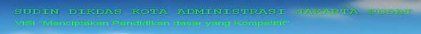 Selamat Datang di Blog Forum Operator Sekolah Kecamatan Tanah Abang