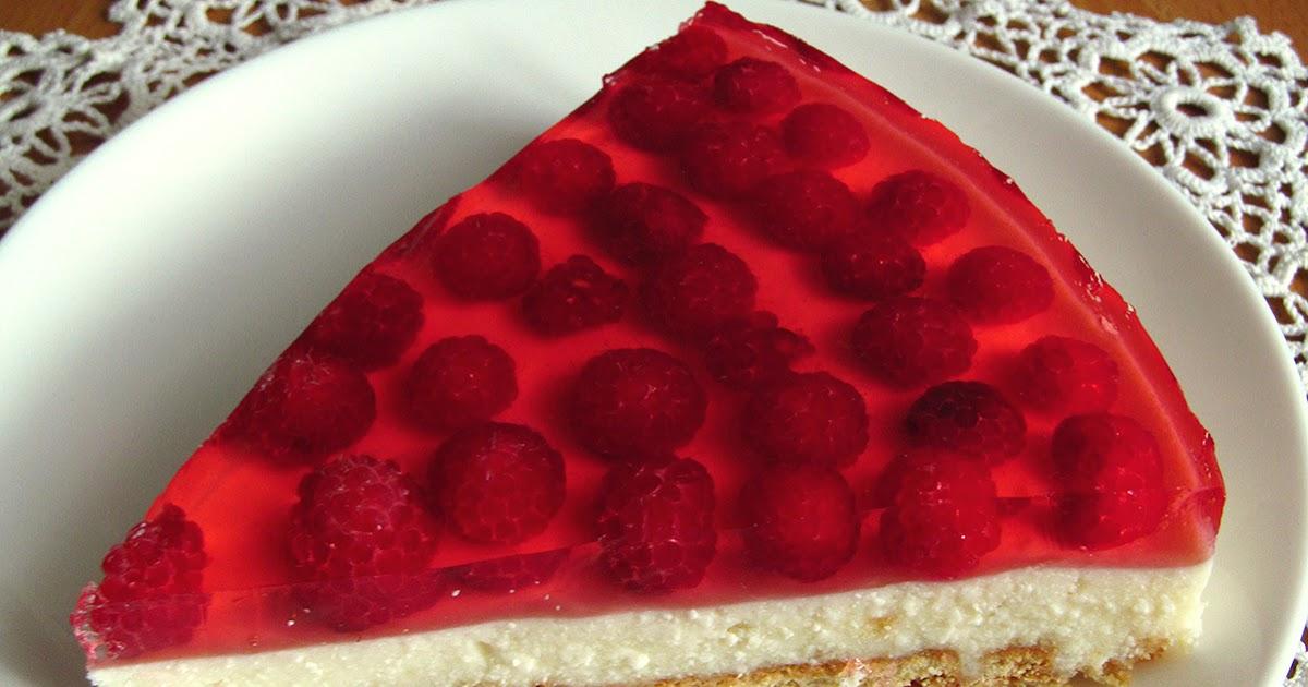 Как сделать малиновый торт летний в моей кофейне