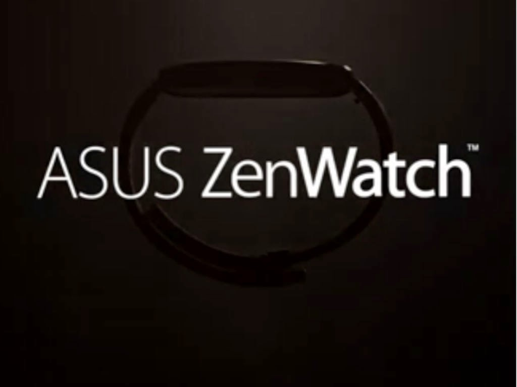 Asus Zenwatch's Teaser Out