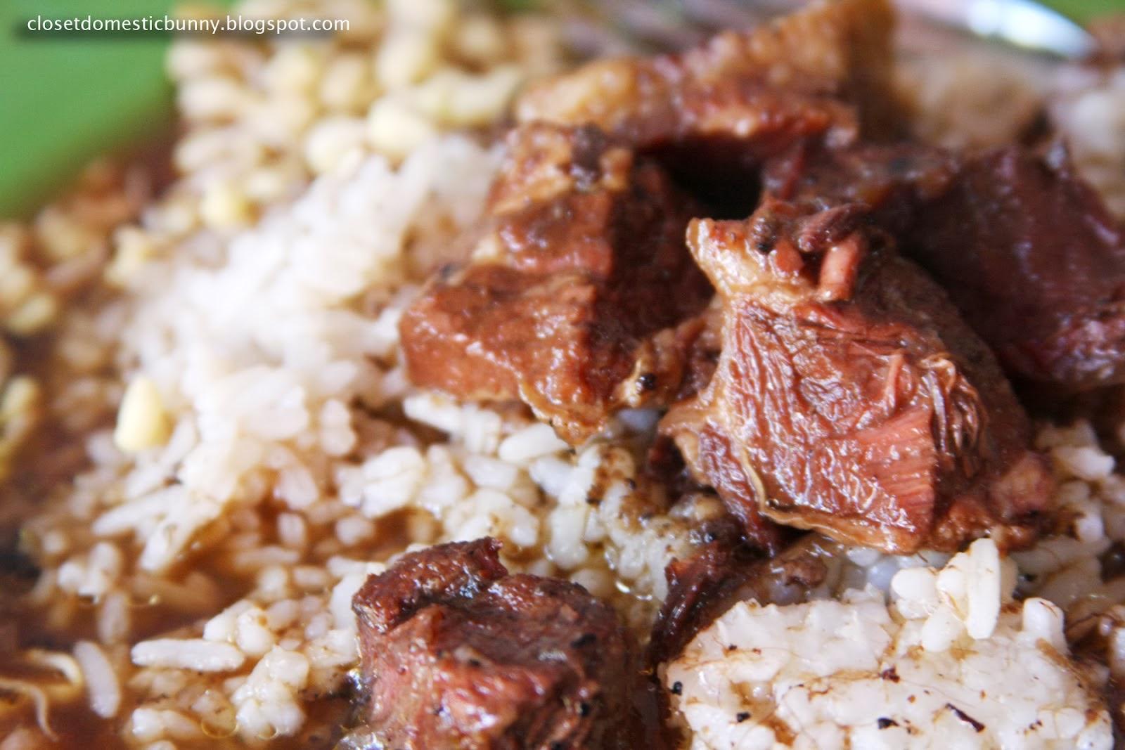 Wisata Kuliner Malang - Rawon Brintik