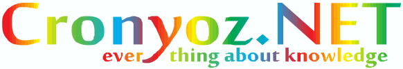 Cronyoz.NET » Everything About Knowledge
