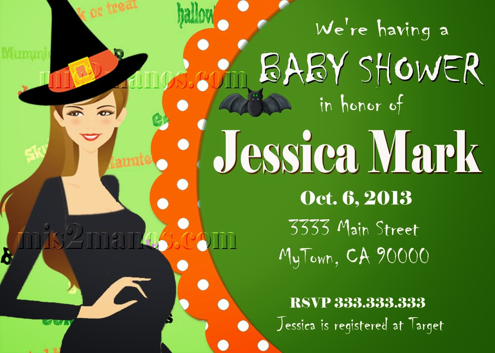 Baby shower invitations for adults has