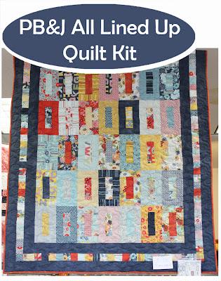 PB&J Quilt Kit