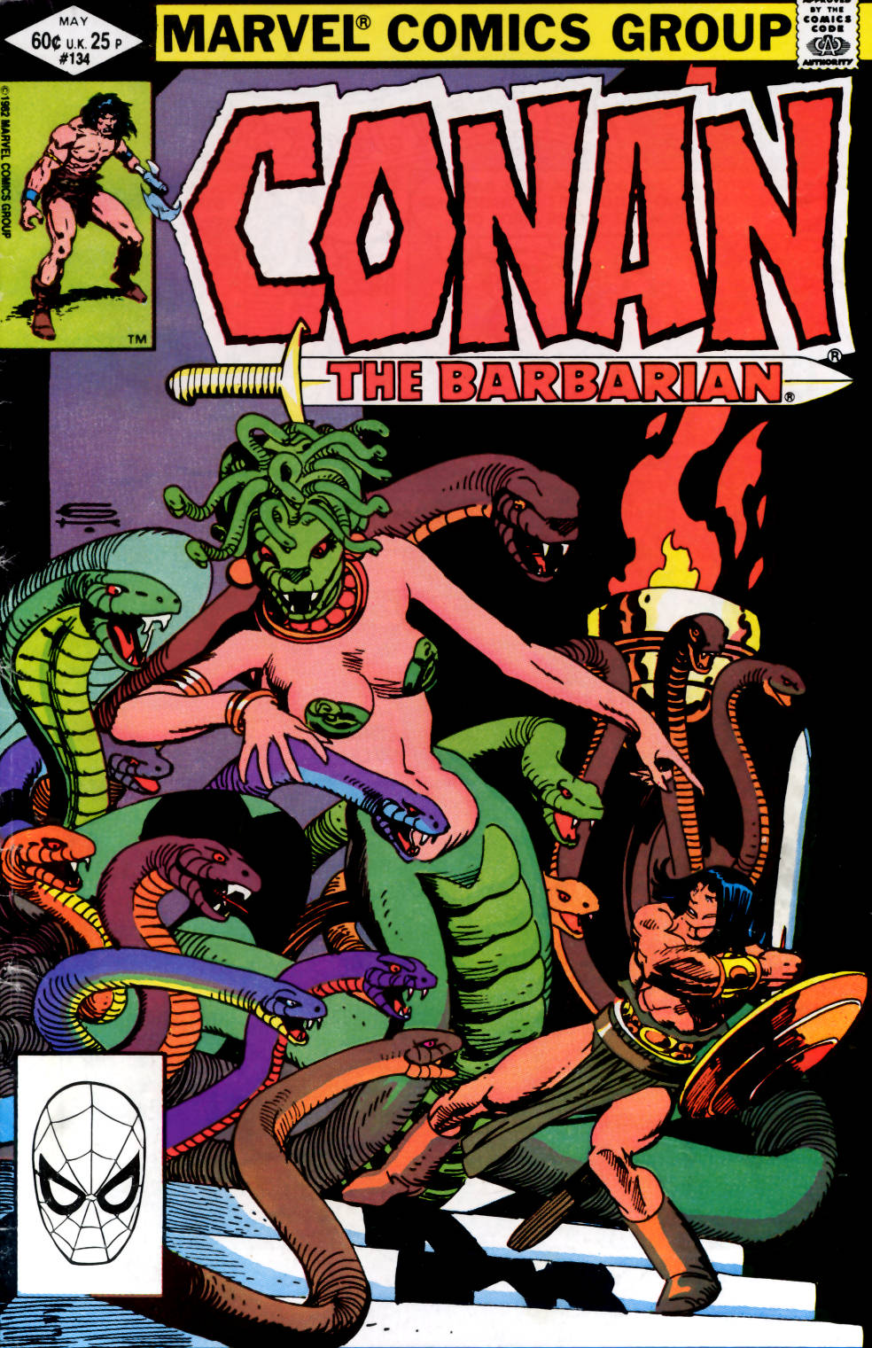 Conan the Barbarian (1970) Issue #134 #146 - English 1