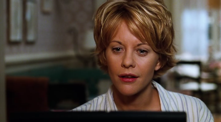 meg ryan youve got mail modern grace you ve got mail