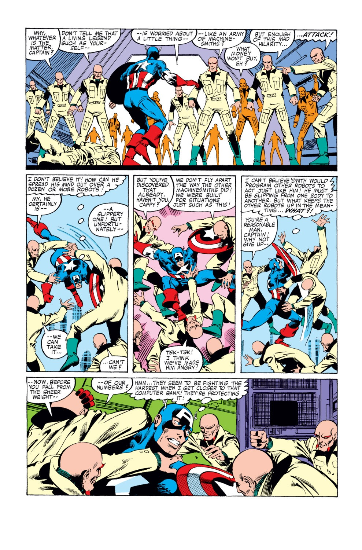 Captain America (1968) Issue #249 #164 - English 16