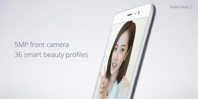 Xiaomi Redmi Note 3 resmi diumumkan, harga 1,9 jutaan sudah dibekali sensor sidik jari