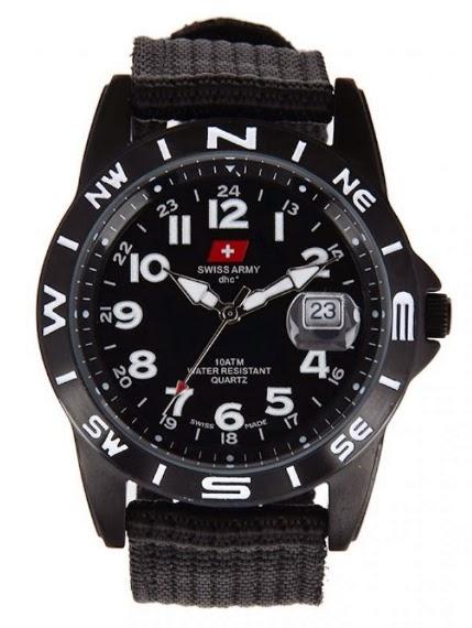 Swiss Army Jam Tangan Pria SA HCC 1023